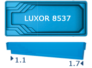 Luxor 8537