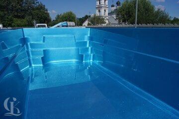 Композитная чаша бассейна, продажа по Краснодарскому краю