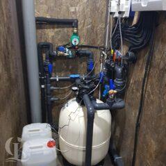 Фильтровальное оборудование для композитного бассейна комплект (Фото 1)
