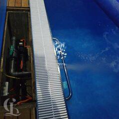 Монтаж оборудования и противотока для обновленного бассейна в Сочи (Фото 1)