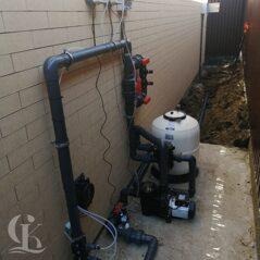 Оборудование для фильтрации в сборном бассейне (Фото 3)