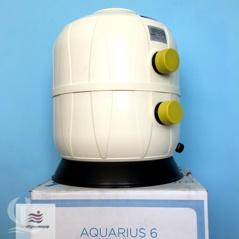 Песочный фильтр Aquarius 6, производительностью 6 куб.м/ч.