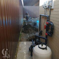 Оборудование для фильтрации в сборном бассейне (Фото 2)