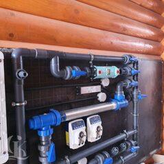 Монтаж оборудования для бассейна в Гайдуке (Фото 2)