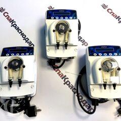Станции дозирования и контроля Etatron eMyPool PH 3 л/ч-1,5 бар